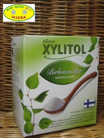 Xylitol – Birkenzucker