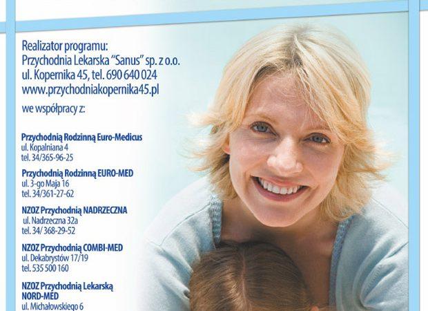 Program profilaktyki zakażeń wirusem brodawczaka ludzkiego (HPV)